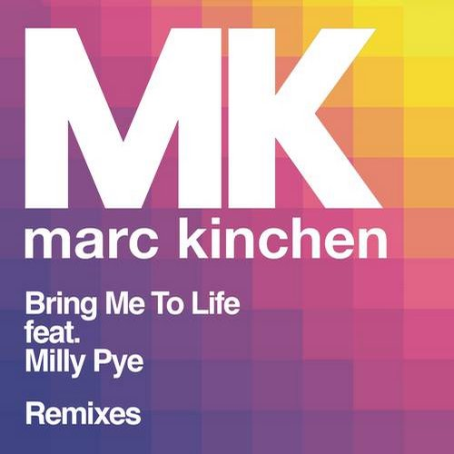 MK, Milly Pye, AREA10 - Bring Me To Life (Remixes)
